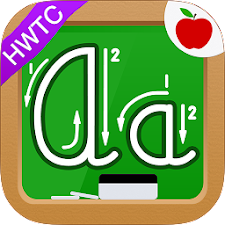 ABC Kids Cursive Alphabet HWTC