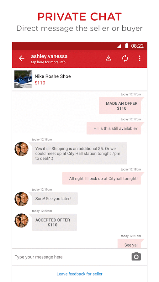 Carousell: Snap-Sell, Chat-Buy Screenshot 7