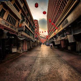 Hotel Malaya by Hairi Mansur - City,  Street & Park  Street Scenes