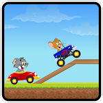 Hill Danger Climber: Jerry Racing Icon