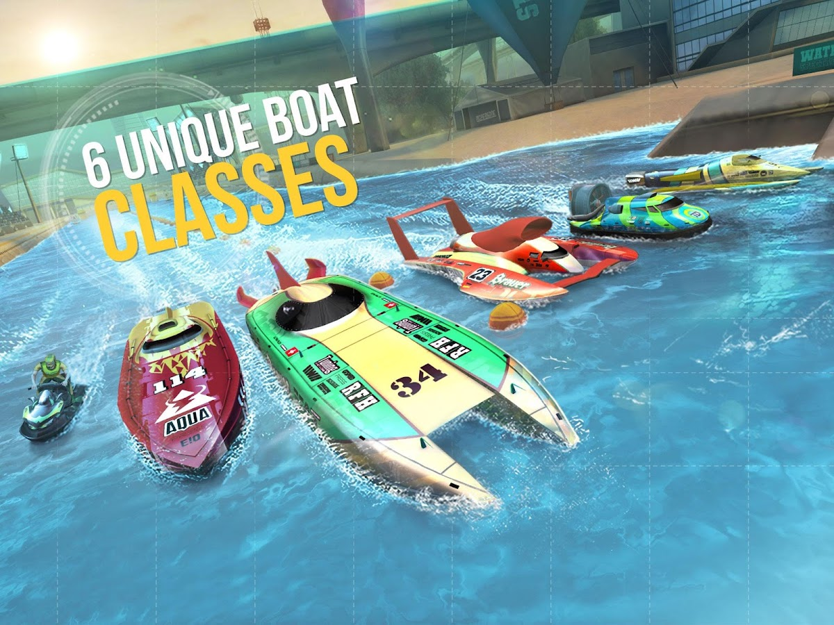 Top Boat: Racing Simulator 3D Screenshot 14
