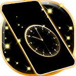 Live Clock Wallpaper Icon