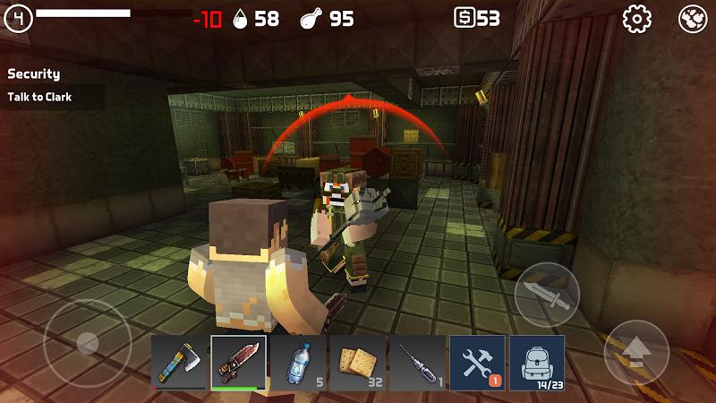 LastCraft Survival Screenshot 1