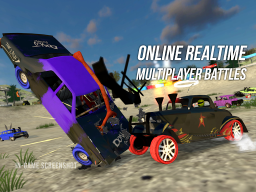 Demolition Derby Multiplayer screenshot 7