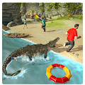 Game Hungry Crocodile Attack 2017 APK for Kindle