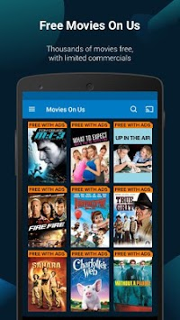 Vudu Movies & TV APK screenshot thumbnail 1