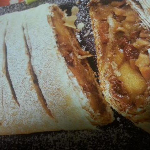 Sherry's 2 Times The Apple-strudel