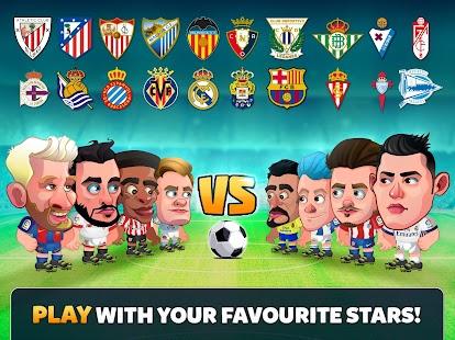 Game Head Soccer La Liga 2017 APK for Windows Phone