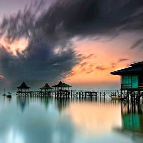 by Van Condix - Landscapes Sunsets & Sunrises