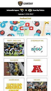 Jaguars Gameday - screenshot