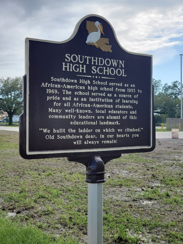 Southdown High School served as an African-American high school from 1953 to 1969. The school served as a source of pride and as an institution of learning for all African-American students. Many ...