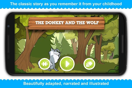 The Donkey and the Wolf - screenshot