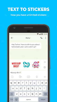 Hike Messenger APK screenshot thumbnail 3