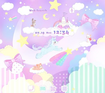 Cute-ThemeUnicorn-Fantasy