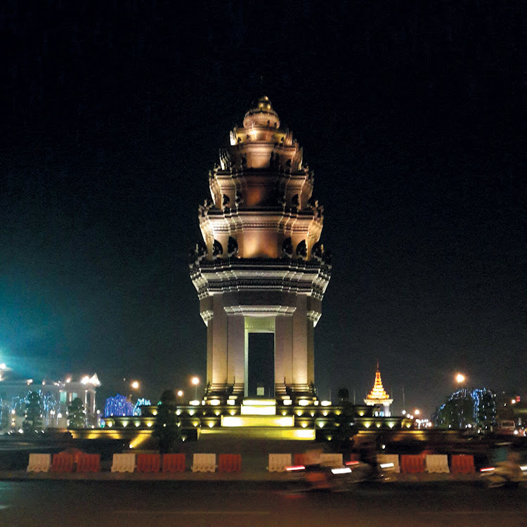 Independence Monument, Phnom Penh