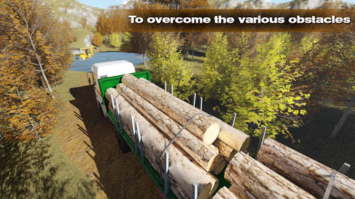 Lumberjack 4x4 Offroad - screenshot