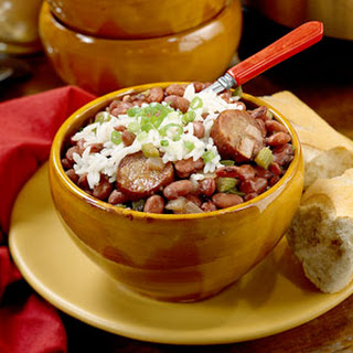 Red Beans And Rice Sausage New Orleans Recipes