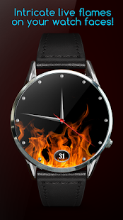 Fire Watch Face