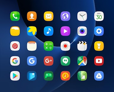 TouchWiz - Icon Pack- screenshot thumbnail