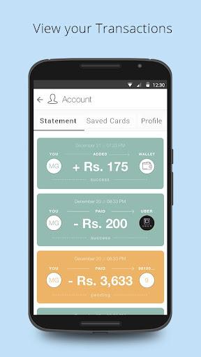 Wallet: Send & Get Money screenshot 5