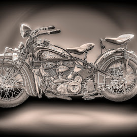 by Andrew Richards - Transportation Motorcycles