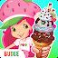 Strawberry Shortcake Ice-Cream