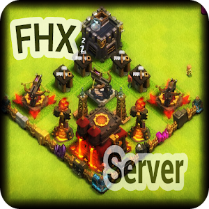 FHX Clash of Clans 2016
