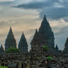 Prambanan Temple by Miftah Rizqi - Landscapes Travel