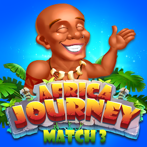 Africa Journey Match 3 For PC