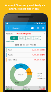 Expense Manager Pro 3.0.3 (Patched) Apk