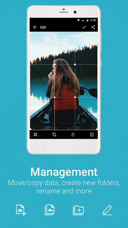 QuickPic Gallery  Fast & light Gallery for Android Screenshot 3