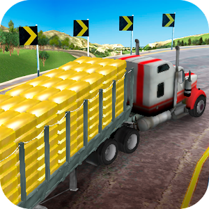 Offroad Gold Transport Truck Driver For PC / Windows 7/8/10 / Mac – Free Download