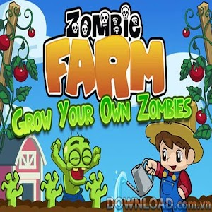 Zombies Ft Farmer Plant