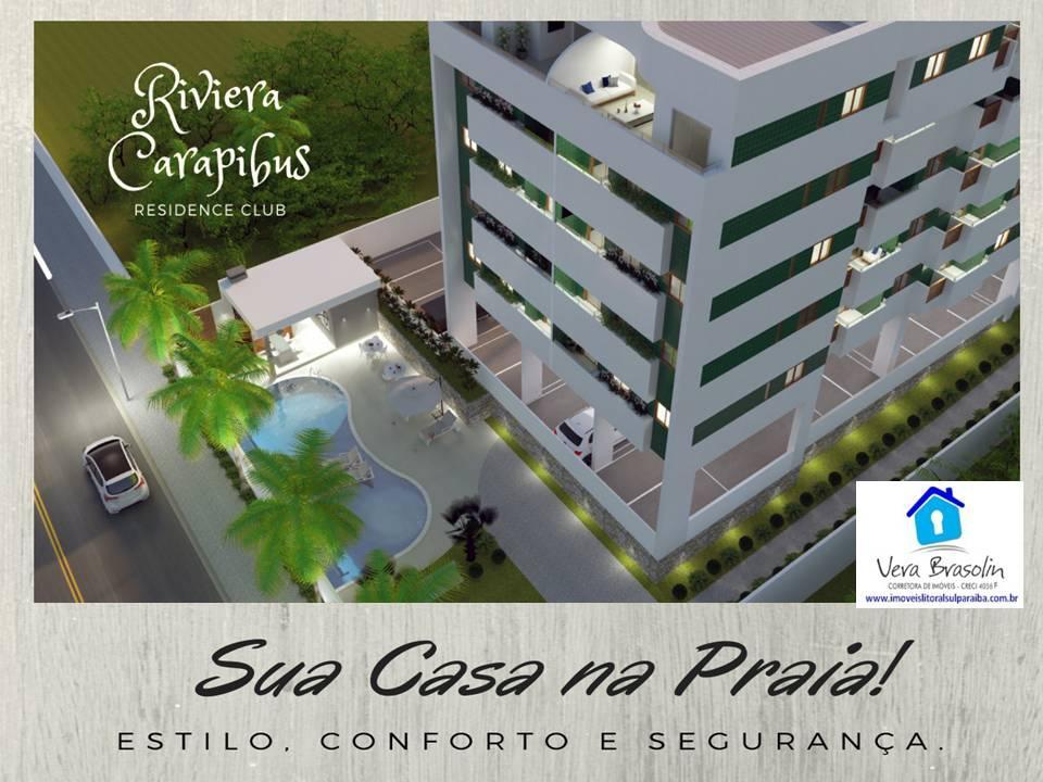 Lançamento !!!  RIVIERA CARAPIBUS Residence Club em 36X  SEM JUROS