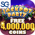 Jackpot Party Casino Slots 777 APK for Ubuntu