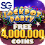 Game Jackpot Party Casino Slots 777 26.00 APK for iPhone