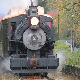 by Stephen Klein - Transportation Trains
