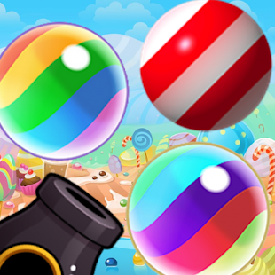 Bubble Breaker - Candy Fight - screenshot