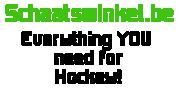 IJshockey Club Leuven Chiefs Sponsors Schaatswinkel