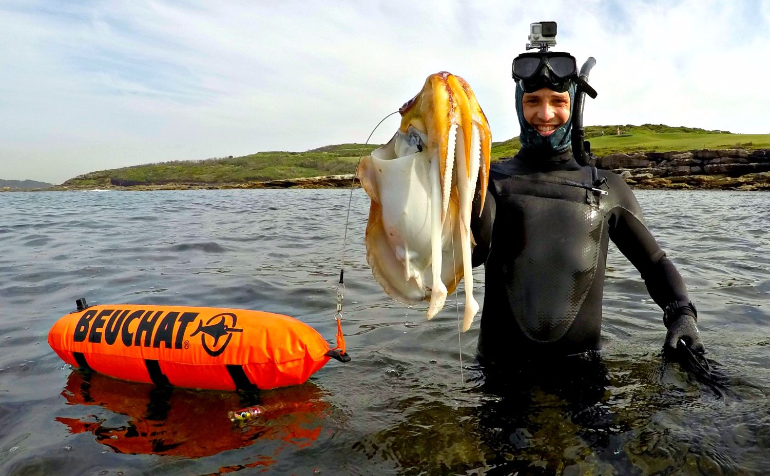 My first Giant Australian Cuttlefish and how I cooked it | (crazy) Photos inside