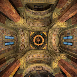 Architecture by Alecu Gabriel - Buildings & Architecture Places of Worship ( interior, architecture )