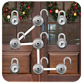 Door Pattern Lock screen APK for Bluestacks