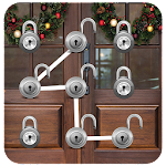 Door Pattern Lock screen APK