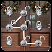 Door Pattern Lock screen APK for Bluestacks