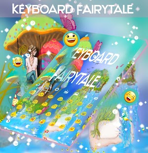 Fairytale Keyboard - screenshot