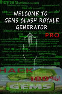 App Gems for Clash Royale Pro Joke apk for kindle fire