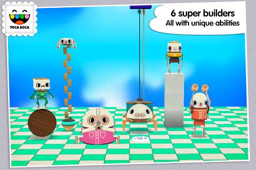 Toca Builders screenshot 2