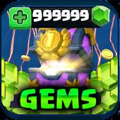 App Cheat Gems for Clash Royale - Prank apk for kindle fire