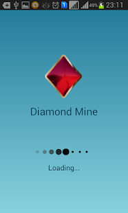 Diamond mine - screenshot