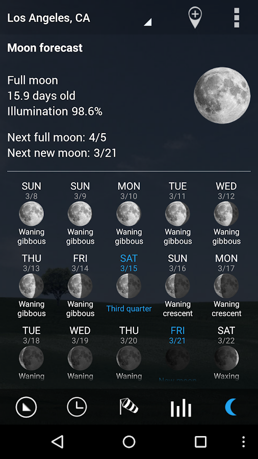 3D Flip Clock & Weather Pro Screenshot 6